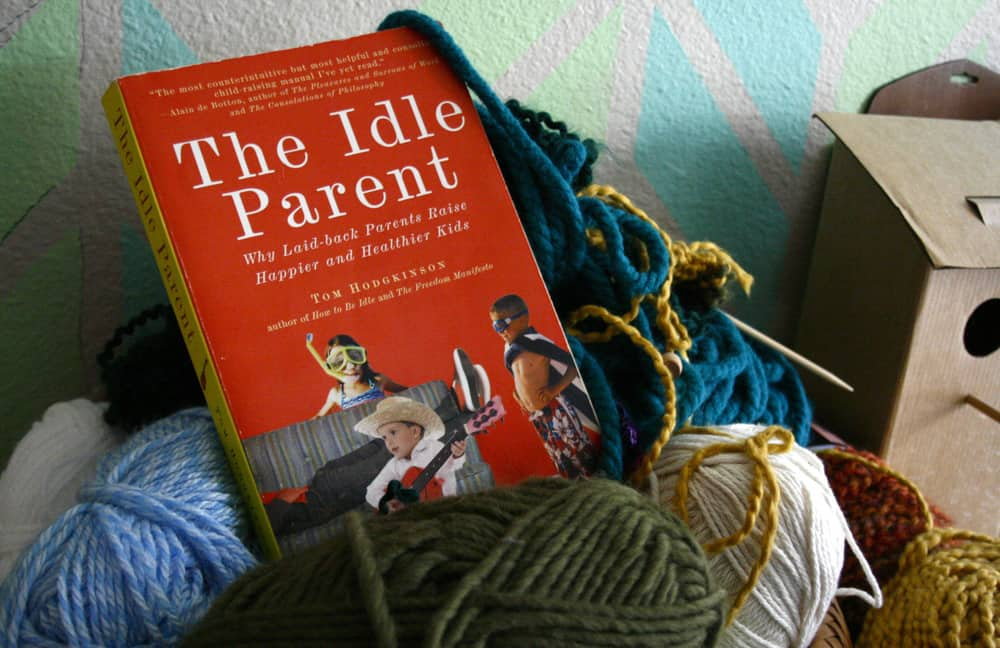 Slow Parenting Books Simplicity Parenting Free Range Kids Idle Parent