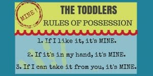 The Toddler Creed Poem by Dr Burton White