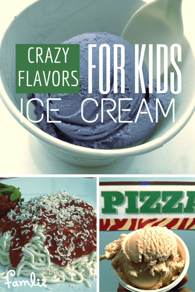 Fun And Weird Ice Cream Flavors For Kids
