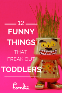Freak out Toddlers Famlii