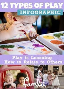 Types of Play Pinterest
