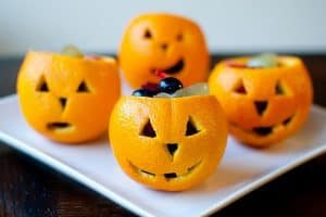 Healthy Halloween Snacks for Toddlers