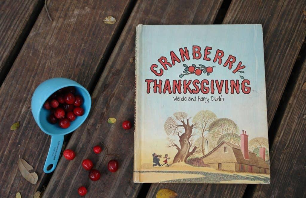 Cranberry Thanksgiving Book Wende Harry Devlin