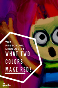 Here S A Video Demonstrating How Mixing Two Colors Make Red