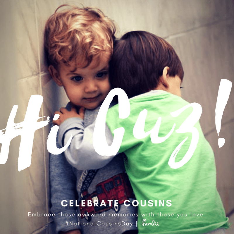 Celebrate Cousinship: Cousin Quotes, Poems, and Fun Ideas for