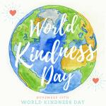 Celebrate World Kindness Day November 13th