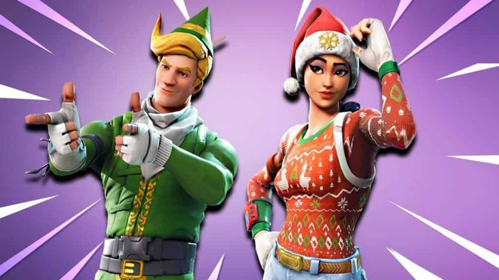 Fortnite Christmas Music Videos For The Holidays Famlii